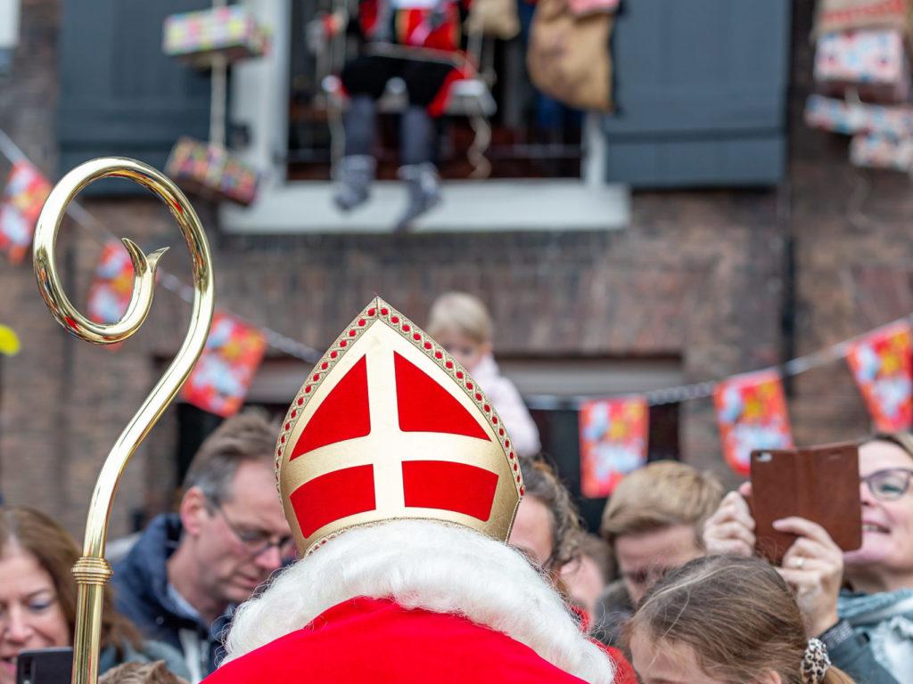 Intocht Sinterklaas Dordrecht